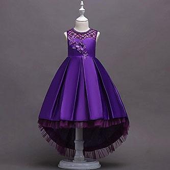 تفسير الفستان البنفسجي في المنام ثوب بنفسجي في الحلم